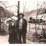 Rose and John Vance of Elk Creek courtesy of Linda Sue (Hatfield) Collins
