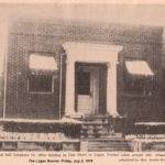 The old Bell Telephone Company Office, c1927