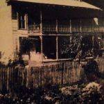 The Vance home place at Elk Creek