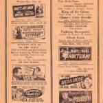 1947 Logan & Midelburg Theatres Ad