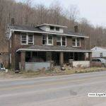 Old home of Steve and Anna Tarkany taken 3-24-2014.