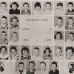 1st Grade, 1958-59 Henlawson Grade School