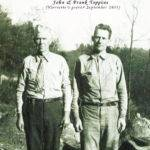 John and Frank Toppins courtesy of Patricia Reed