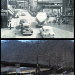 Monitor Junction 1948 & 2014.