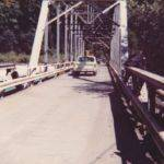 Old Peach Creek Bridge 1980