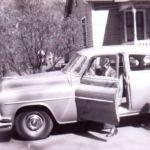 1953 Easter Sunday, Dehue, WV