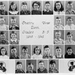 Cherry Tree Grade School - Grades 3 - 5, 1948-9