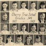 Cherry Tree Grade School - Grades 3 and 4, 1947-8