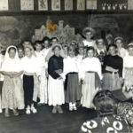 Mount Gay Grade School, 1940s Class Play.