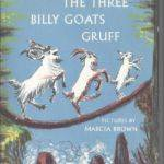 Three Billy Goat Gruffs story book