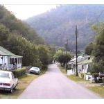 A look down the road at Dehue courtesy of Frank Mariano