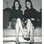 Lillian Porter Smith and Dolores Riggs Davis,