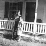 Paul Jr. and Nancy Fliming Noe in 1971