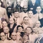 1950s Dehue Local 5869 at the UMWA Convention in Cincinnati, Ohio.