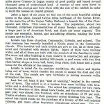 1922 MHS Yearbook - Schools and Business in Triadelphia District (Part 2 of 2)