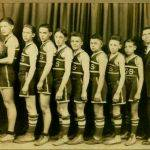 1924 Monaville Grade School Basketball Team