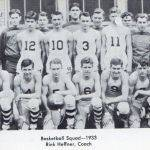 1933 LHS Basketball Squad