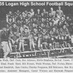 1935 LHS Football Squad