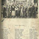 1938 Chapmanville High School Junior Class