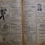 1947 Telephone  Book Yellow Pages (32-33)