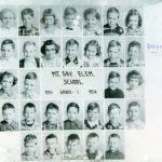 1954 Mt. gay Elementary School