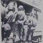 WWII photos of Steve Tarkany, Logan County, WV