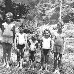 aylor Cousins Swimming at Gilbert