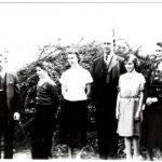 22 - B. V. Lucas and Family