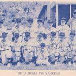 1965 Beta Sigma Phi Yankees