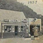Bill Compton's Gulf Station at Chapmanville