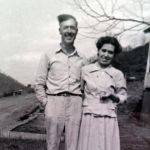 Bill and Ruth Clark at their home at Holden, WV.