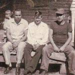 Bob Gallagher, James Grover, Toad Workman, and Roy Hicks