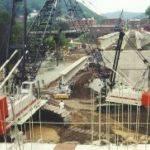 Building New Bridge