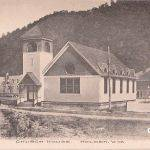 Church House c1910, Holden, WV