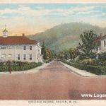 Coolidge Avenue Postcard