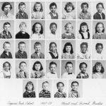 Copperas Grade School 1957-58, 1st & 2nd Grades
