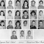 Copperas Grade School 1959-60, 2nd & 3rd Grades