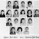 Copperas Grade School 1960-1, 4th & 5th Grades.