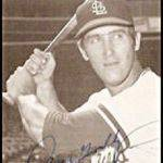 Danny Goby from Chapmanville played for the St. Louis Cardinals.