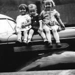 Doreen Taylor, Johnny Jones & Helen Jones