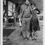 Ed Taylor and his wife Ethel Taylor