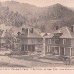 Foreman Cottages c1910, Holden, WV