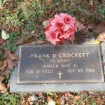 Frank D. Crockett