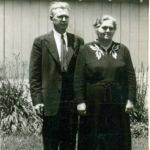 Fred and Bertha Hutchinson