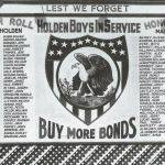 Holden WWII Vets