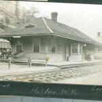 Holden, WV Depot