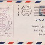 Holden, WV Island Creek Coal (1903-1938) Air Mail Week cover