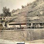 Holden, WV Swimming pool, 1940s. Photo coutresy of Barbara Kovach Morris.
