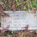 James Ace Browning