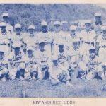 1965 Kiwanis Red Legs
